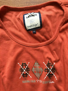 Schönes T-Shirt Langarm von Lerros Gr 40, Frühling, Sommer Herbst