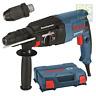 Bosch GBH2-26F 240v 2kg 830w sds + roto hammer drill 3 year warranty option