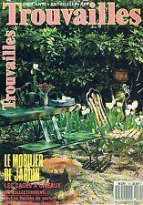 Trouvailles   N°70   : Le mobilier de jardin