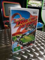 Hot Wheels Track Attack Nintendo Wii Game - Free AUS Post