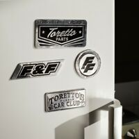 Set of 4 Fast & Furious Fridge Magnets *OFFICIALLY LICENSED - FAST UK DISPATCH*