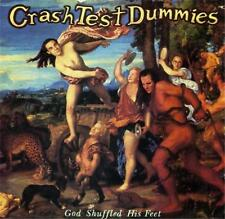 CRASH TEST DUMMIES - God Shuffled His Feet CD inc MMM MMM MMM