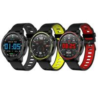 Smartwatch L8 IPS Touchscreen Display Bluetooth Fitness Pulsuhr wasserdicht iOS