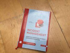 Incident Management mit ebook Kay Wolf Stefan Sahling.  IT Buch
