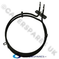 ELECTRIC FAN OVEN 2 RING ROUND HEATING ELEMENT DOUBLE LOOP 1800W 230V 1.8KW