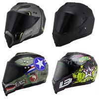 ATV Dirt Bike Offroad Helmet Motorcycle Helmet Full Face Motocross Racing M/L/XL