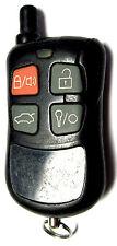 CompuStar keyless remote entry key control starter transmitter clicker FOB alarm