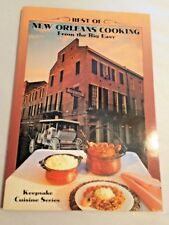 BEST OF NEW ORLEANS COOKING FROM THE BIG EASY pbk NEW ORLEANS COOK