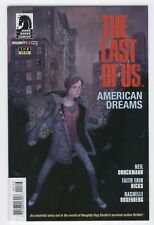 Last of Us #1 American Dreams 3rd Print Low Print Run NM