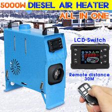 5KW 12V Einfach Integration Diesel Heizung Standheizung Luftheizung LKW Boot KFZ