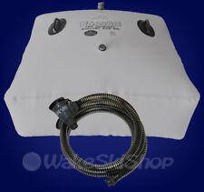 Floor Fat Sac Boat Ballast Bag And Supa Pump Combo 800Lb Gray W700-800 W709-Supa