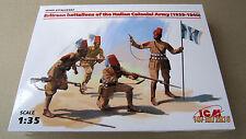 Eritrean battalions of the Italian Сolonial Army (1939-1940)  1/35  ICM # 35567