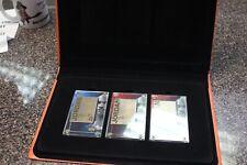 1999 Upper Deck 24k Gold 3PCS Michael Jordan Card