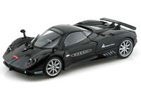 PAGANI ZONDA F NURBURGRING 1:24 Scale Metal Diecast Car Model Die Cast Black