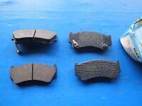 Plaquettes de freins avant Icer pour: Nissan: Almera 1.4i, 1.6i et 2.0D