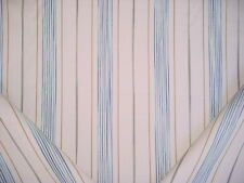 3-1/2Y Ralph Lauren LFY6566F Trouville Ticking Denim Stripe Upholstery Fabric