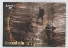 2008 Inkworks Journey to the Center of Earth 3D 14 Descent into History Card 0b6