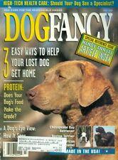 1996 Dog Fancy Magazine: Chesapeake Bay Retriever/Boston Terrier/American-Made