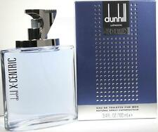 X-CENTRIC Alfred Dunhill men cologne edt 3.4 oz 3.3 NEW IN BOX xcentric x centri