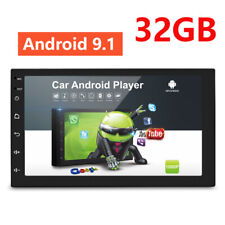 Car Stereo Double 2 Din Android 9.1 7 Inch Touchscreen GPS Radio  Wifi 32GB ROM