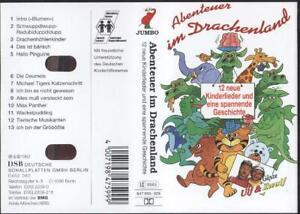 MC Abenteuer im Drachenland 12 neue Kinderlieder und eine ... Gäste Ulf & Zwulf