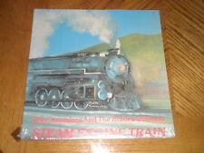 ZEKE SAUNDERS / STEAM ENGINE TRAIN ~ 1987 Heritage Album ~ NEW MINT ~ SEALED
