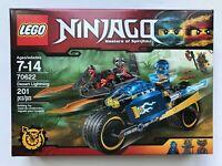 LEGO Ninjago Desert Lightning 70622 - New Sealed