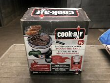 Cook-Air The Revolutionary Wood Fire Grill Ca2000 New!