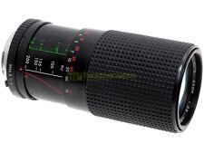 Minolta MC-MD zoom JC Penney 80/200mm. f3,9 MC. Utilizzabile su digitali.