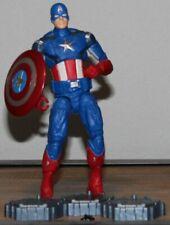 Marvel Legends 6 in Avengers Walmart Exc Captain America, base, loose/complete