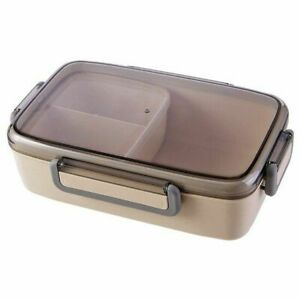 Lunch Box Students Office For Kids Bento Box Portable Leak Proof Food Container