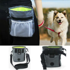 Pet Dog Snack Bag Obedience Training Walking Food Pouch Puppy Feed Belt Bags