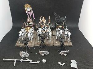 Tomb Kings chariot x 3 Warhammer Fantasy Battle Games Workshop