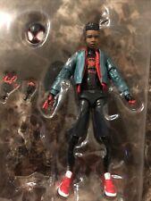 Marvel Legends Miles Morales Spider-Man Into the SpiderVerse Stilt-Man Loose