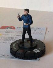 HeroClix Star Trek Tactics #002a  DR.LEONARD McCOY