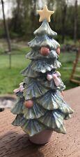 Lladro Figurine Christmas Tree Holiday #6261 Gloss