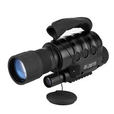 Night Vision Infrared Monocular Scope 6x Zoom 720m Range Built In Camera SD Slot