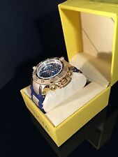 Invicta Men's 5515 Subaqua Collection Gold Chronograph Watch SWEET!