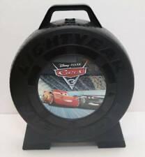 Disney Pixar Cars 3 Lightyear Die Cast Car Carry Case Black Tire McQueen