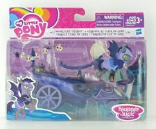 My Little Pony Friendship Is Magic Collection Moonlight Chariot with Pony Gift