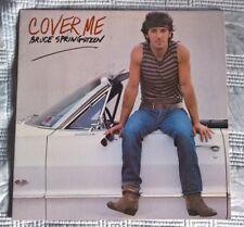 "BRUCE SPRINGSTEEN 1984 Cover Me [Vinyl 12"" Single] Columbia 44-05087"