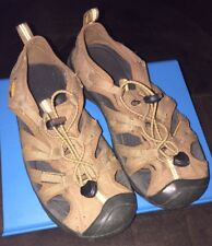 Keen Light Brown Water Outdoors Sandals Size 4