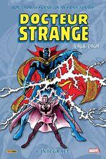 DOCTEUR STRANGE L INTEGRALE  ** TOME 3 1968/1969  ** EO NEUF SS BLISTER
