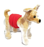 MALE boy dog soft fleece diaper belly band, custom handmade, all colors sizes
