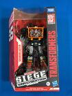 Transformers Siege WFC-S63 Soundblaster 35, Takara Tomy, Hasbro- New And Sealed