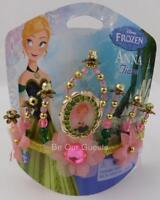 Disney Theme Parks Princess Anna Frozen Costume Tiara Crown New