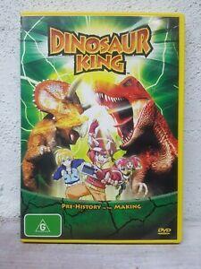 Dinosaur King DVD - MASSIVE 3.5 HOURS ! 10 Episodes - Kids Show Based on Sega