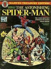 the Astonishing Spider-Man Marvel Comics 1978 Treasury Edition Collector's Issue