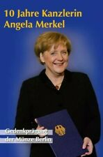 Silbermedaille * Kanzlerin Angela Merkel - Wir schaffen das * NEU *