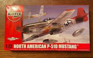 Air Fix North American P-51D Mustang 1:72 A01004